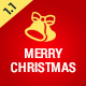 Christmas and New Year Responsive Email Template with Builder Nulled