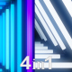Glow Neon Lights Tunnel (4-Pack) - VideoHive Item for Sale