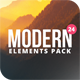 Modern Elements Pack - VideoHive Item for Sale