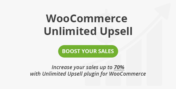 WooCommerce Unlimited Upsell - CodeCanyon Item for Sale