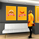 Fast food / Restaurant Branding Mockups - GraphicRiver Item for Sale