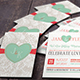 Abstract Wedding Invitation Set-02 - GraphicRiver Item for Sale