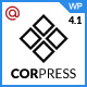Corpress - Business and Infographics WP Theme Nulled