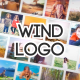 Wind Logo Reveal - VideoHive Item for Sale