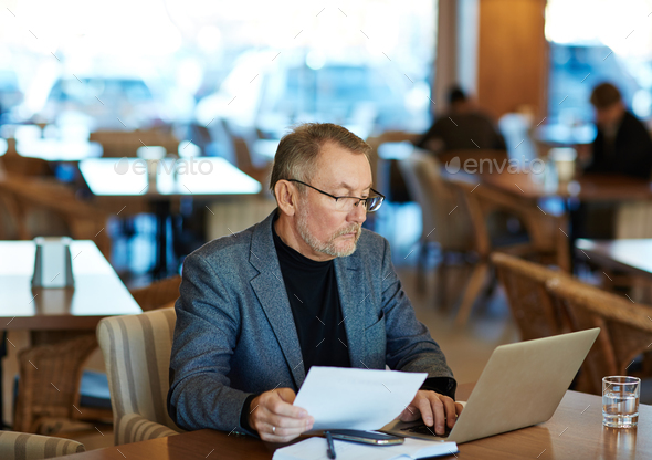 Online work - Stock Photo - Images