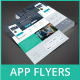Multipurpose Mobile App Flyer Template - GraphicRiver Item for Sale