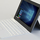 Tablet with smart keyboard - 3DOcean Item for Sale