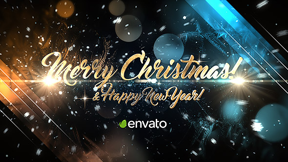 Christmas greetings by dimka4d videohive play preview video m4hsunfo
