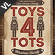 Toys 4 Tots / Toy Drive V05 - GraphicRiver Item for Sale