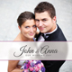 Wedding Event CD Cover v16