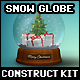 Real Snow Globe Construction Kit - GraphicRiver Item for Sale