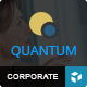 QUANTUM - Responsive Business WordPress Theme - ThemeForest Item for Sale