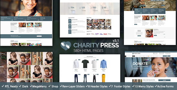 Non-Profit Charity Fundraising - Charity Press - Charity Nonprofit
