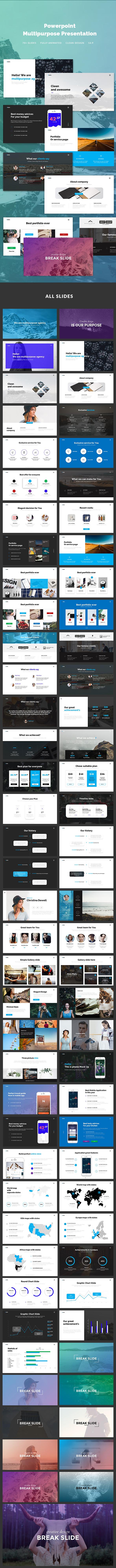 Alaska PowerPoint Presentation - PowerPoint Templates Presentation Templates