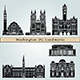 Washington V2 Landmarks and Monuments - GraphicRiver Item for Sale