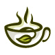 Organic Tea - Natural Drink Logo Design - GraphicRiver Item for Sale