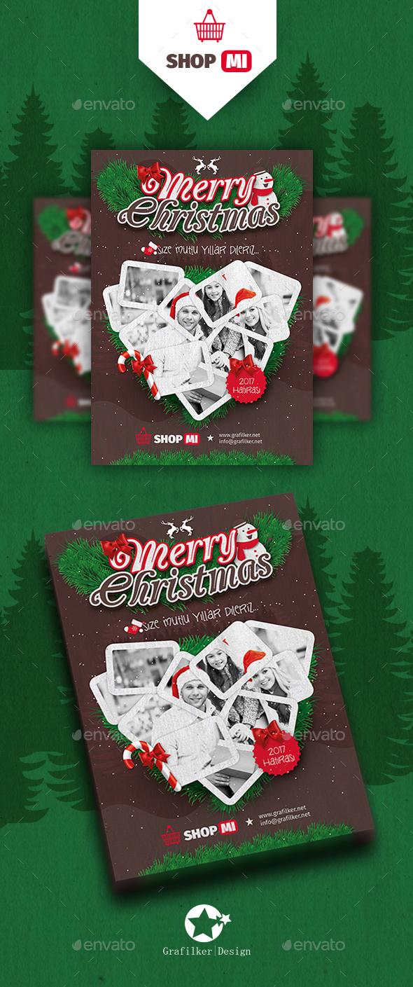 Christmas Flyer Templates - Events Flyers