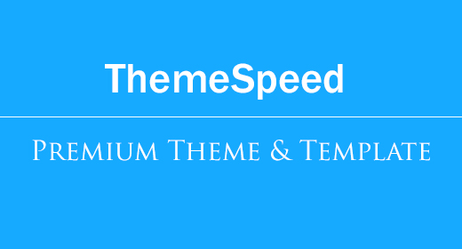 ThemeSpeed