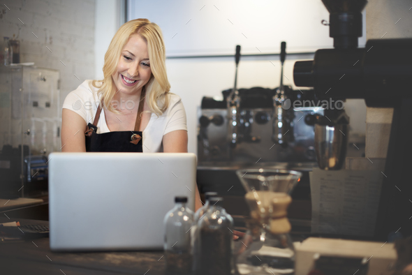 Business Browsing Connection Internet Social Concept - Stock Photo - Images