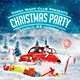 Сhristmas Party Flyer Template - GraphicRiver Item for Sale