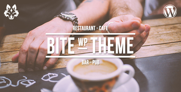 Bite - Professional Restaurant WordPress Theme