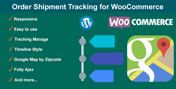 Order Shipment Tracking for WooCommerce - CodeCanyon Item for Sale