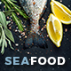 Seafood Company & Restaurant WordPress Theme - ThemeForest Item for Sale