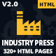 Factory, Industry & Industrial - Industry Press