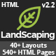 Landscaping- Gardening, Lawn & Landscape HTML5 Template - ThemeForest Item for Sale