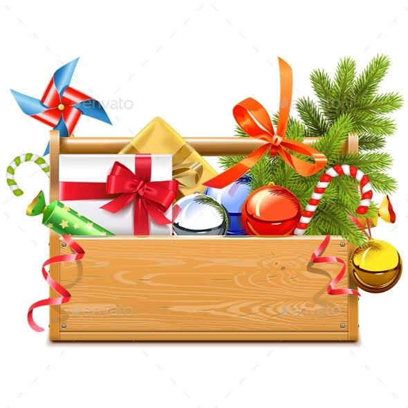 Vector Christmas Toolbox - Christmas Seasons/Holidays