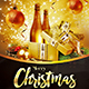 Golden Xmas Flyer - GraphicRiver Item for Sale