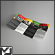Double Gatefold Brochure Mock-Up - GraphicRiver Item for Sale