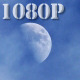 Epic Day Moon and Clouds - VideoHive Item for Sale