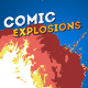 Comic Explosions - VideoHive Item for Sale