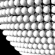 Sphere from white spheres - GraphicRiver Item for Sale