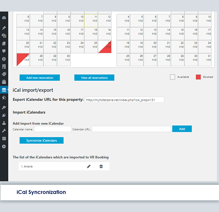 VR Booking - 2 in 1 Booking and PMS in one WP Plugin for Property Rental  Businesses