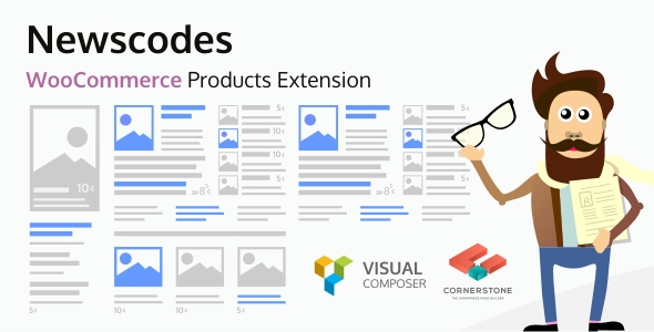 Newscodes - WooCommerce Products Extension Nulled Scripts