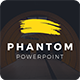 Phantom Modern Powerpoint Template - GraphicRiver Item for Sale