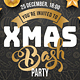 Template For Christmas Party Invitation - GraphicRiver Item for Sale