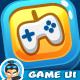 Cartoon Game UI Pack 14 - GraphicRiver Item for Sale
