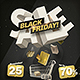 Black Friday Sale or Grand Mega Sale Flyer - GraphicRiver Item for Sale