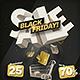 Black Friday Sale or Grand Mega Sale Flyer - GraphicRiver Item for Sale