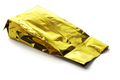 Golden Yellow Aluminum Pouch - PhotoDune Item for Sale
