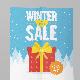 WINTER SALE FLYER - GraphicRiver Item for Sale