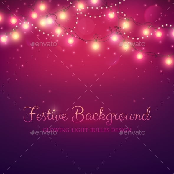 Abstract Vector Background - Christmas Seasons/Holidays