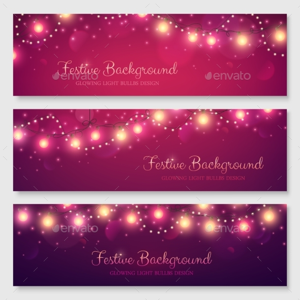 Festive Header Design for Your Site - Christmas Seasons/Holidays