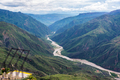 Chicamocha Canyon and Swing