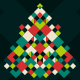 Modern Merry Christmas Flyer Card - GraphicRiver Item for Sale