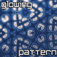 Glowing Pattern Background