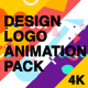 Design Logo Animation Pack - VideoHive Item for Sale